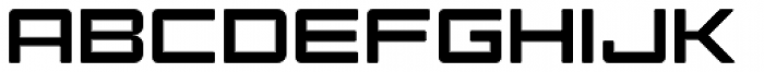 Ginza Heavy Font UPPERCASE