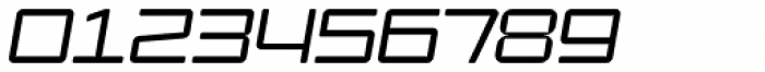 Ginza Light Oblique Font OTHER CHARS