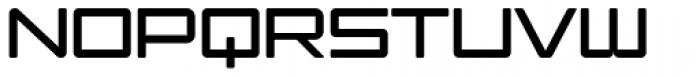 Ginza Medium Font UPPERCASE