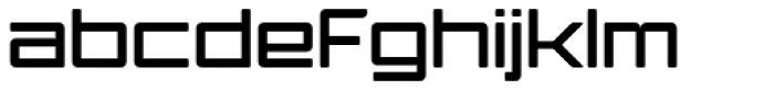 Ginza Medium Font LOWERCASE