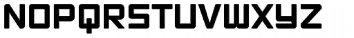 Ginza Narrow Heavy Font UPPERCASE