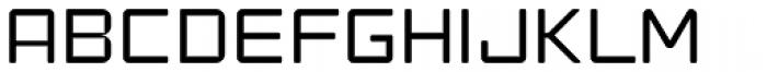 Ginza Narrow Light Font UPPERCASE