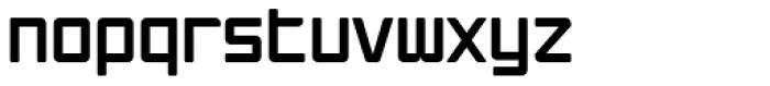 Ginza Narrow Medium Font LOWERCASE