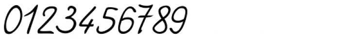 Giorgio Handwriting Font OTHER CHARS