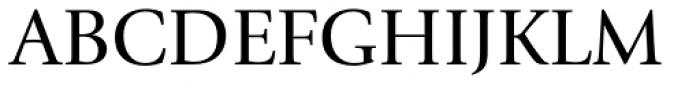 Giovanni Book SC Font UPPERCASE