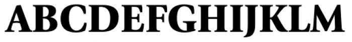 Giovanni Std Black Font UPPERCASE