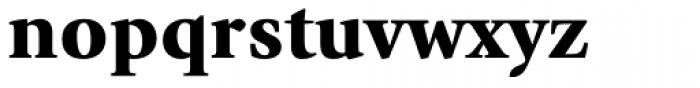 Giovanni Std Black Font LOWERCASE