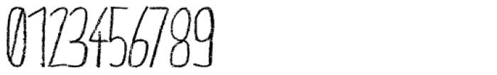 Giraffenhals Bold Font OTHER CHARS