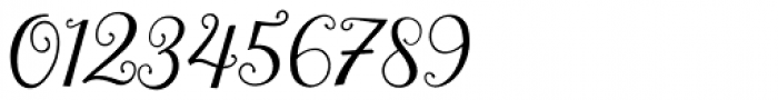 Girlstory Script Regular Font OTHER CHARS