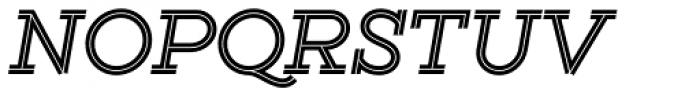 Gist Bold Font UPPERCASE