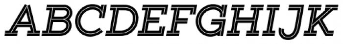Gist ExtraBold Font UPPERCASE