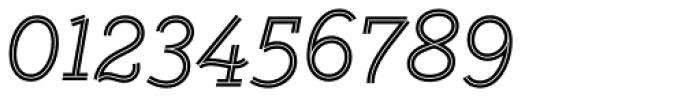 Gist Regular Font OTHER CHARS