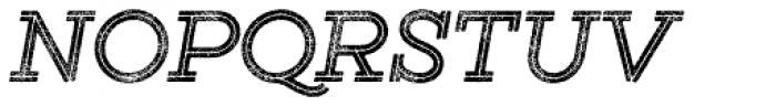 Gist Rough Reg Bold Font UPPERCASE