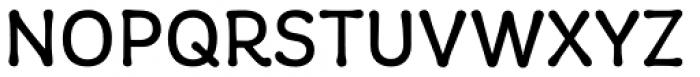 Giulia Plain Light Font UPPERCASE