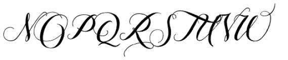 Giulietta C Font UPPERCASE
