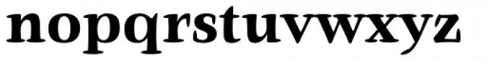 Givens Antiqua Pro Black Font LOWERCASE