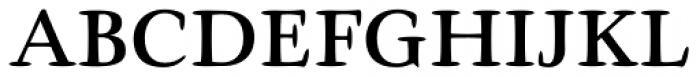Givens Antiqua Pro Bold Font UPPERCASE