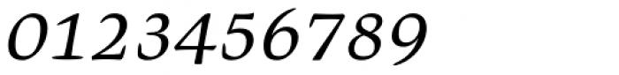 Givens Antiqua Pro Italic Font OTHER CHARS