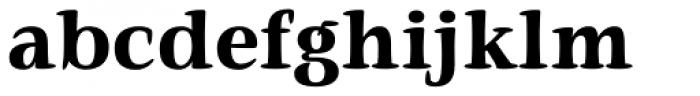 Givens Antiqua Std Black Font LOWERCASE