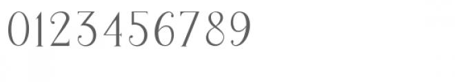 Githa Lovely Serif Font OTHER CHARS