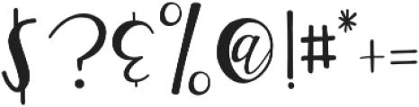 GJ Smarty Pants otf (400) Font OTHER CHARS