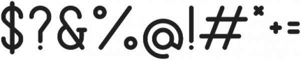 GLOP ttf (400) Font OTHER CHARS