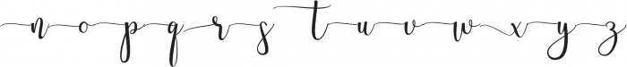 Gladiol Haze ss01 otf (400) Font UPPERCASE