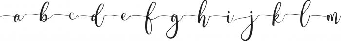 Gladiol Haze ss01 otf (400) Font LOWERCASE