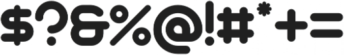 Gladiolus otf (400) Font OTHER CHARS