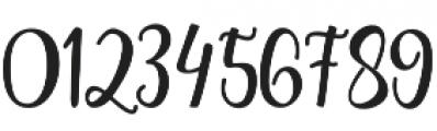 Gladysta otf (400) Font OTHER CHARS