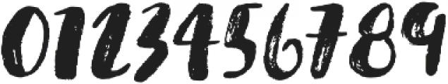 Glamorous otf (400) Font OTHER CHARS