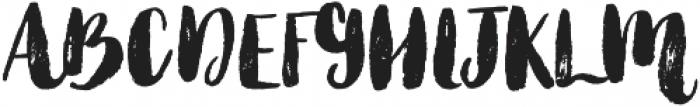 Glamorous otf (400) Font UPPERCASE