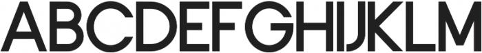 Glasgow Bold ttf (700) Font UPPERCASE