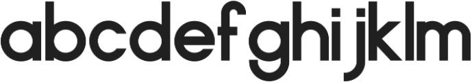 Glasgow Bold ttf (700) Font LOWERCASE