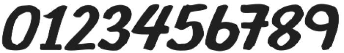 Gliny Script otf (400) Font OTHER CHARS