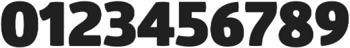 Glober Black ttf (900) Font OTHER CHARS