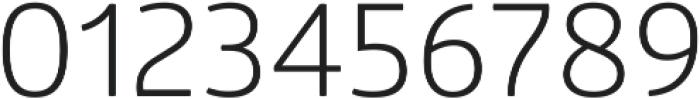Glober Book ttf (400) Font OTHER CHARS