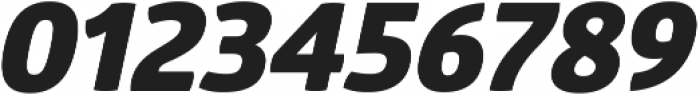 Glober Heavy Italic ttf (800) Font OTHER CHARS