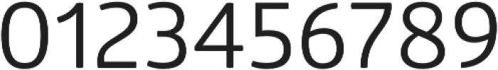 Glober otf (400) Font OTHER CHARS