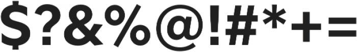 Glot Medium otf (500) Font OTHER CHARS