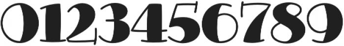 Glotona Black otf (900) Font OTHER CHARS