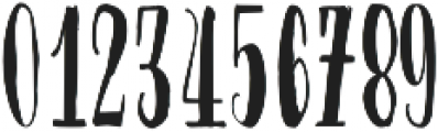 Gluten Rg otf (400) Font OTHER CHARS