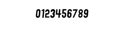 GLIFORD-Italic.otf Font OTHER CHARS