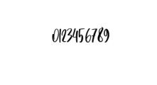 Glamkilla-Regular.ttf Font OTHER CHARS