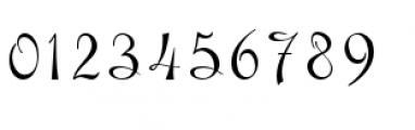 Gladly Ornate Font OTHER CHARS