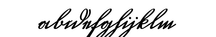 GL-Suetterlin Font LOWERCASE