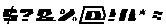 GLADIATOR SPORT-Light Font OTHER CHARS