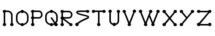 GLADWIN DEMO Font UPPERCASE
