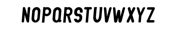 GLIFORD DEMO Italic Font LOWERCASE