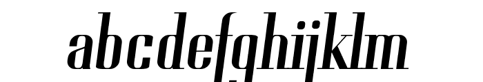 Gladifilthefte Font LOWERCASE